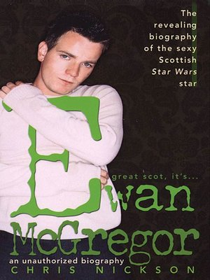 cover image of Ewan McGregor